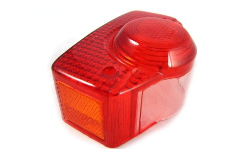 Type I Taillight Back Rear Light Lens for Honda SS125A SS 125 A SS125 125A