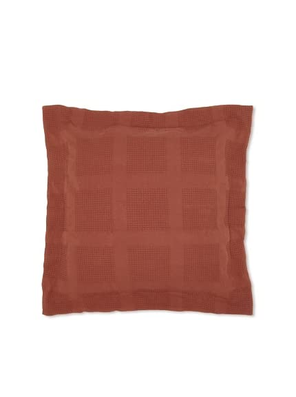 Coyuchi Lattice Pillow Sham