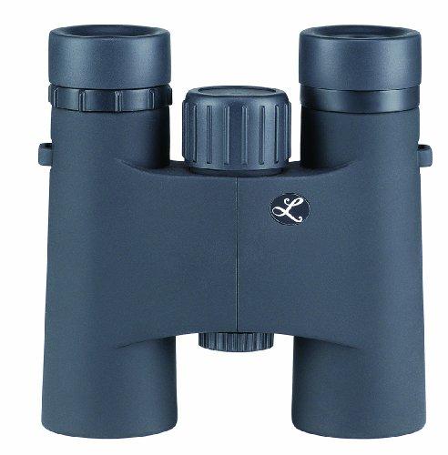 Luger LX 10x28 Compact Binocular Grey/Black