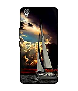 OnePlus X Designer / Printed Back Cover -(illustration)