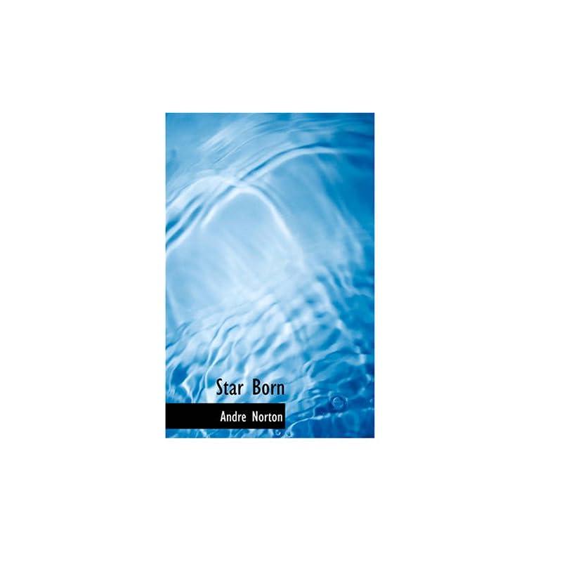 Star Born (9781426496943) Andre Norton Books
