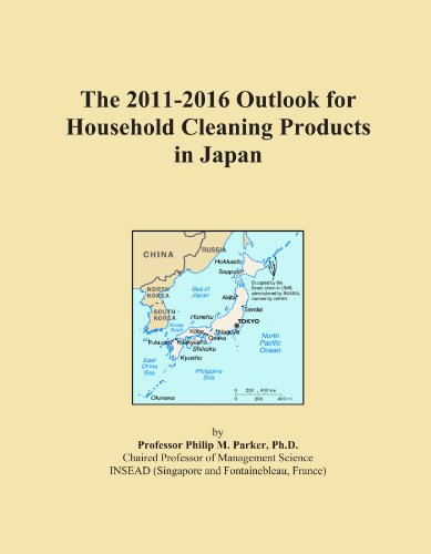 The 2011-2016 Outlook for Household Cleaning Products in Japan