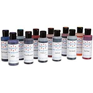 AmeriColor Amerimist Air Brush Food Color
