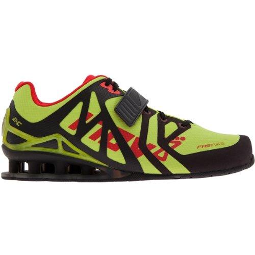 Inov-8 Men'S Fast Lift 335 Lifting Shoe,Lime/Black/Red,12 M Us