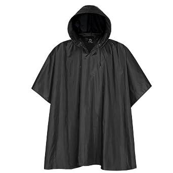 Stormtech - Packable Rain Poncho (Black)