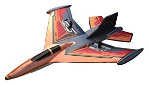 Silverlit X-Twin Jet 2-Channel Radio Control Aeroplane (Colour and Frequency Varies) from Silverlit