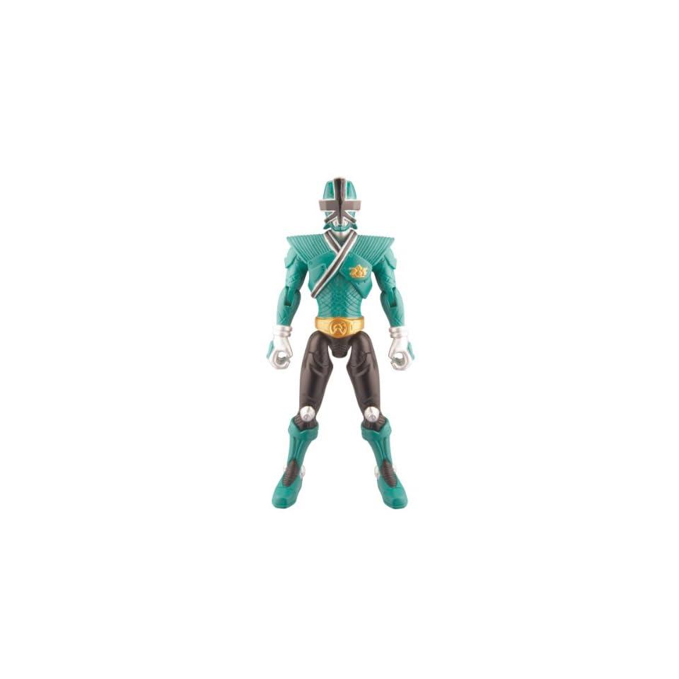 Power Ranger Samurai Mega Ranger Earth Action Figure