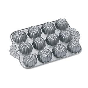 Nordic Ware Platinum Collection Pumpkin Patch Pan