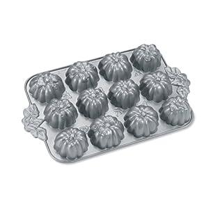 Nordic Ware Platinum Collection Pumpkin Patch Pan