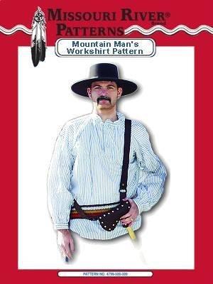 *Mountain Man'S Workshirt Pattern
