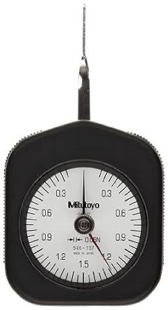 Mitutoyo Standard Dial Tension Gauge