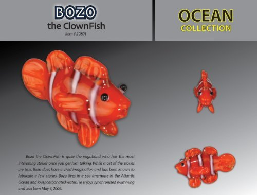 Looking Glass Bozo the Clownfish