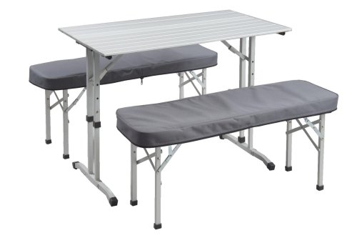 Sunncamp Table  &  Bench Set