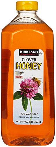 Kirkland Signature Pure Honey, 5 Pound