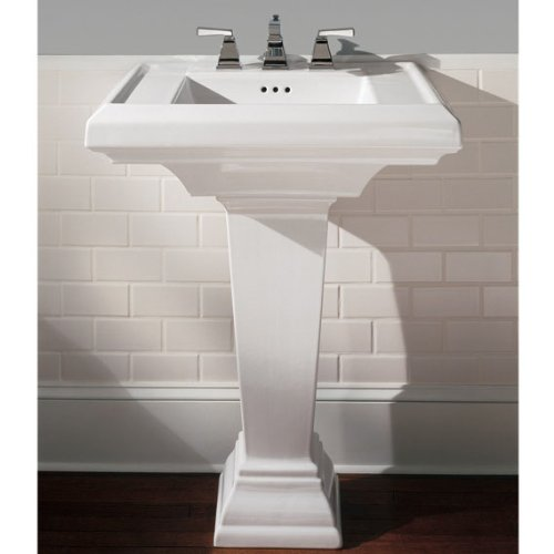Beautiful American Standard Town Square Inch Pedestal Bathroom Sink with