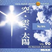 MIXA IMAGE LIBRARY Vol.90 空・雲・太陽