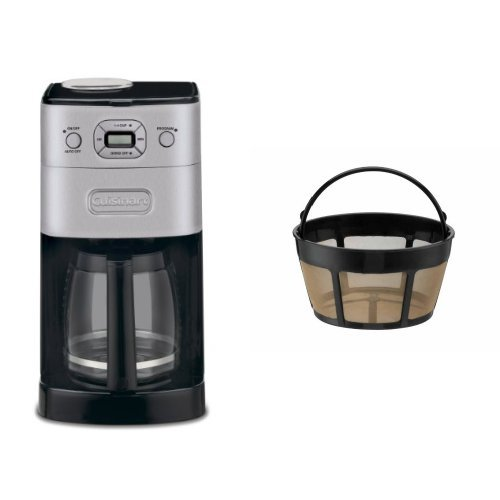 Cuisinart DGB-625BC Grind-and-Brew 12-Cup Automatic