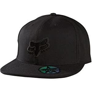 Fox Racing Superintend All Pro Men's Fitted Sports Hat/Cap - Black / Size 7 5/8