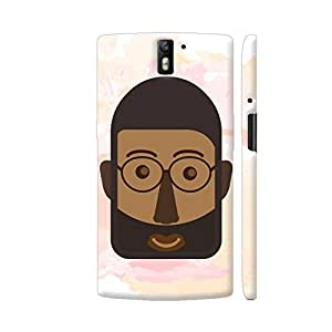 Colorpur Young African Businessman Artwork On OnePlus One Cover (Designer Mobile Back Case) | Artist: Designer Chennai