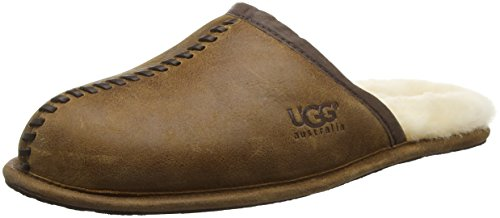 ugg-australia-mens-scuff-slippers-marrone-deco-chestnut-8