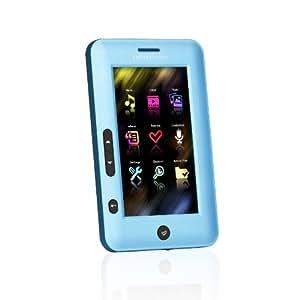 Energy SistemTM Ebook Reader Energy Color eReader C4 Touch Metallic Blue (4GB, Multimedia, MP5)