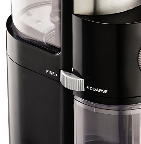 Vacuum Coffee Maker Grind Size : KRUPS GX5000 Professional Electric Coffee Burr Grinder with Grind Size and Cup Selection, 7 ...
