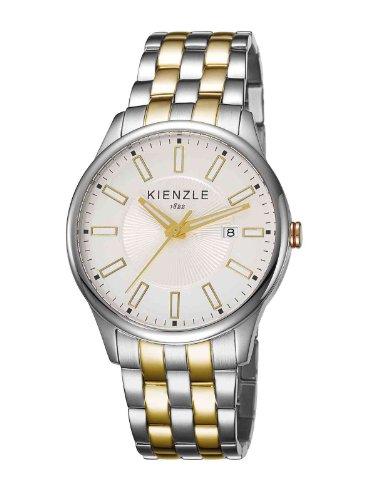 Kienzle - K3043011082-00061 - Montre Mixte - Quartz Analogique - Bracelet Acier Inoxydable Multicolore