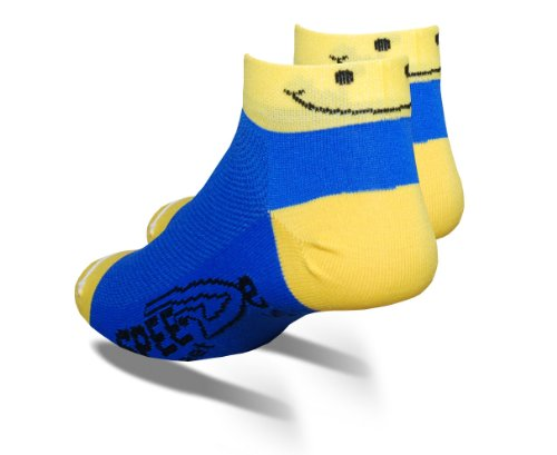Buy Low Price DeFeet Speede Smiley Socks (SPDSMI)