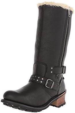 Amazon.com: Caterpillar Women's Florencia Engineer Boot: Shoes