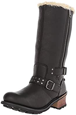 Amazon.com: Caterpillar Women's Florencia Engineer Boot: Shoes