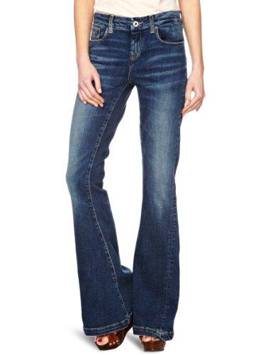 Firetrap Jenni Flared Women's Jeans Riderw W25INxL34IN