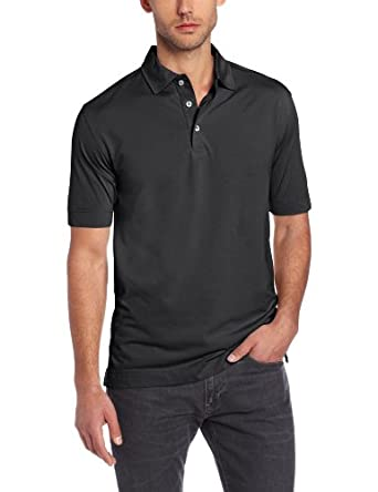 Cutter & Buck Mens Cb Drytec Medina Tonal Stripe Polo Shirt by Cutter & Buck