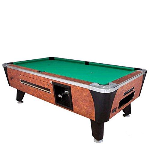 Dynamo Sedona Coin Operated 6 1/2' Pool Table (Dynamo Coin Operated Pool Table compare prices)