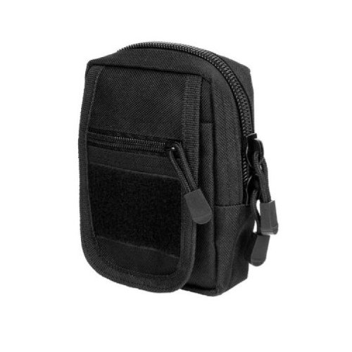 Vism By Ncstar Small Utility Pouch, Black