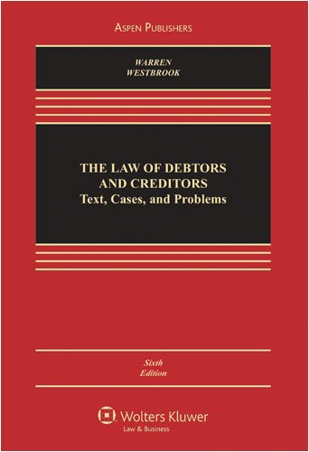 Law of Debtors and Creditors