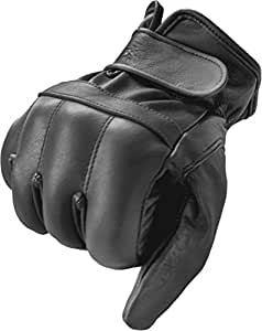 Security Quarzsandhandschuhe aus echtem Leder Größe S