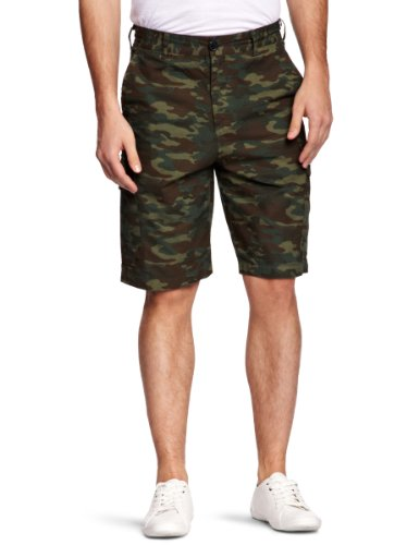 Independent Trench Men's Shorts Camo W28 IN
