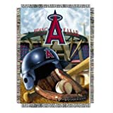 MLB Los Angeles Angels Acrylic Tapestry Throw Blanket at Amazon.com