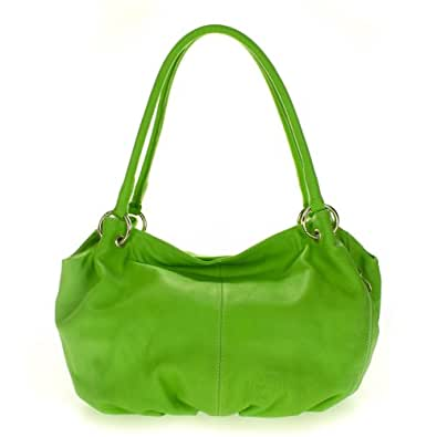 Green Apple Italian Fashion Shoes