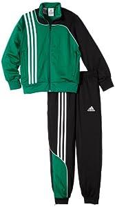 adidas Kinder Trainingsanzug  Sereno 11, Twiligree/Black, 128, V38040