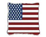 American Flag Pillow - 13 x 17 Pillow