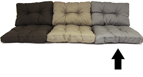 Madison-Loungekissen-fr-Polyrattan-Lounge-Florance-60x60-cm-Basic-Grey