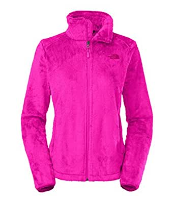 The North Face Osito 2 Jacket Womens Luminous Pink S at