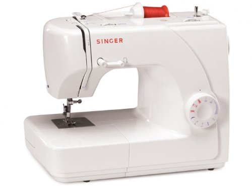 SINGER 1507WC Easy-to-Use Free-Arm Sewing Machine with Canvas Cover (Singer Presser Cover compare prices)