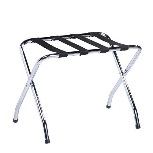 honey-can-do-tbl-01817-chrome-luggage-rack-metal-black