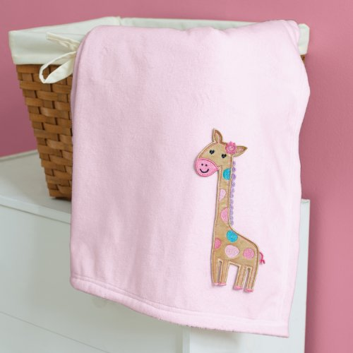 Summer Infant Fleece Blanket, Pretty Pals