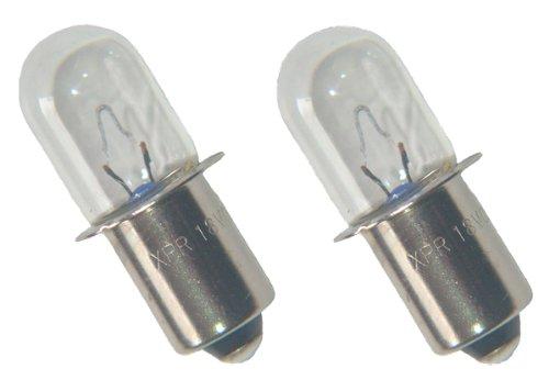 Ryobi Fl1800 / Ridgid R849 Flashlight Replacement 18V Xenon .65A Bulb (2-Pack) 7817502 # 780204001-2Pk