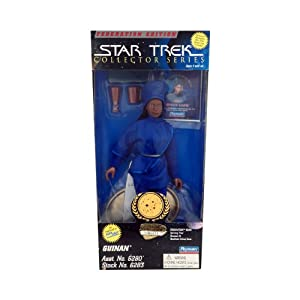 Star Trek the Next Generation 9 Inch Guinan Figure Playmates
