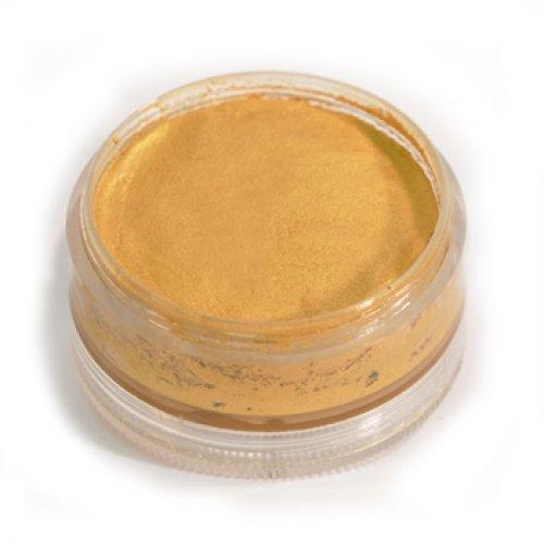 Wolfe Face Paints - Metallic Aztec Gold 400 (3.17 oz/90 gm)