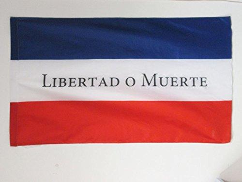drapeau-trente-trois-orientaux-duruguay-150x90cm-drapeau-libertad-o-muerte-90-x-150-cm-fourreau-pour